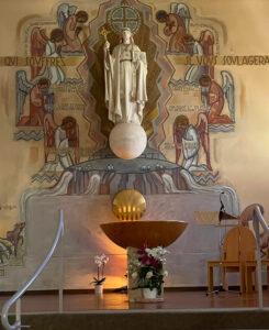 Visite au Carmel de Saint-Sever